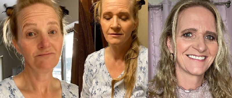 Sister Wives: Christine Brown DYI Makeup and Hair