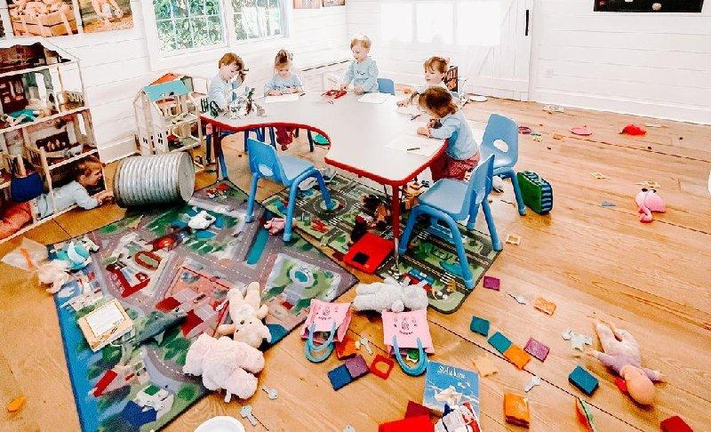 Sweet Home Sextuplets: Waldrop Children