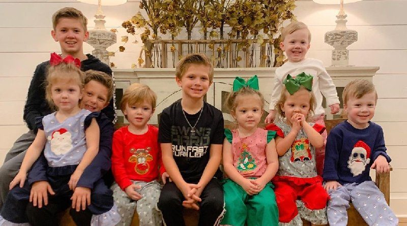 Sweet Home Sextuplets: Waldrop Children