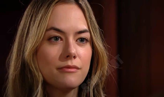 Bold and the Beautiful Spoilers: Hope Logan (Annika Noelle)