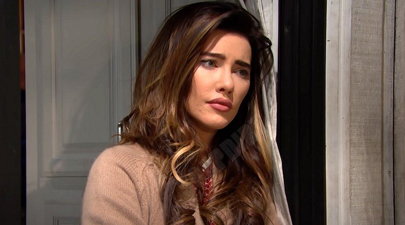 Bold and the Beautiful Spoilers: Steffy Forrester (Jacqueline MacInnes Wood)