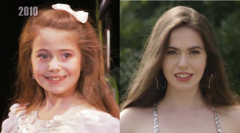 Toddlers & Tiaras Where Are They Now: Liana Pirraglia