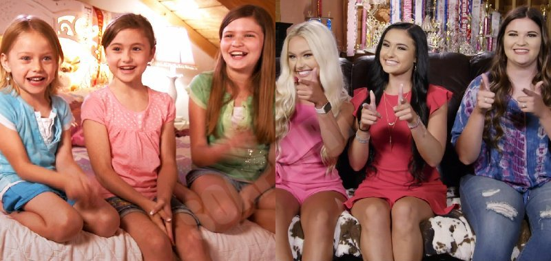 Toddlers & Tiaras Where Are They Now: Sprinkles Sisters