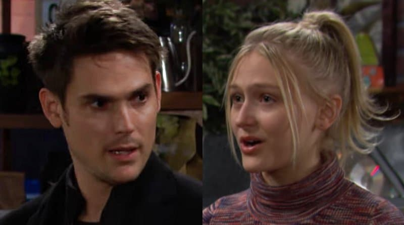 Young and the Restless Spoilers: Adam Newman (Mark Grossman) - Faith Newman (Alyvia Alyn Lind)