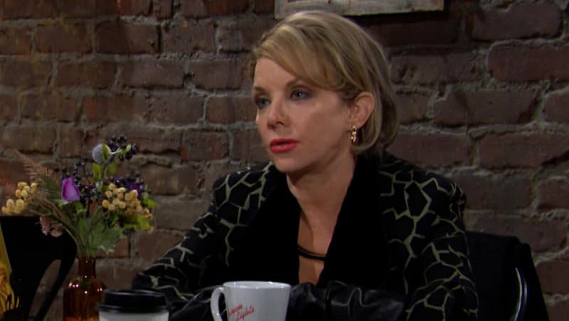 Young and the Restless Spoilers: Gloria Bardwell (Judith Chapman)