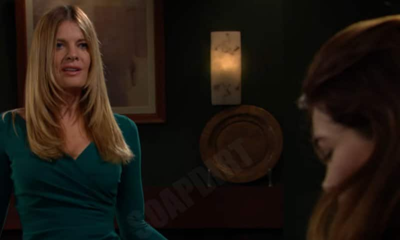 Young and the Restless Spoilers: Phyllis Summers (Michelle Stafford) - Victoria Newman (Amelia Heinle)