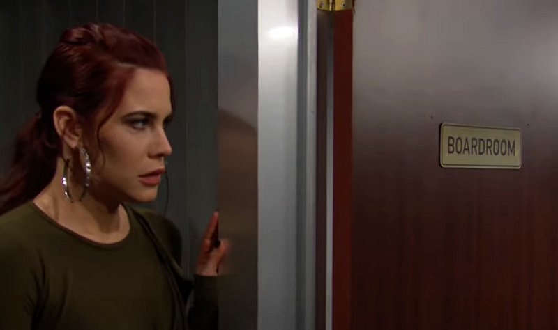 Young and the Restless Spoilers: Sally Spectra (Courtney Hope)