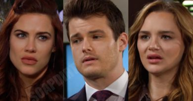 Young and the Restless Spoilers: Kyle Abbott (Michael Mealor) - Summer Newman (Hunter King) - Sally Spectra (Courtney Hope)