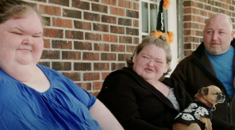 1000-lb-Sisters: Amy Slaton - Tammy Slaton - Michael Halterman - Little Bit