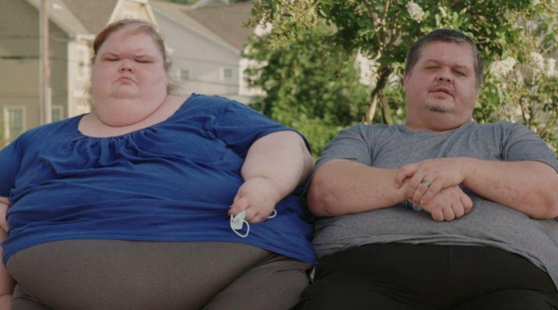 1000-lb Sisters Chris Slaton Tammy Slaton