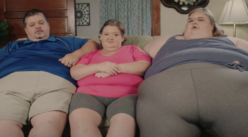 1000-lb Sisters Chris Slaton Tammy Slaton Amy Slaton