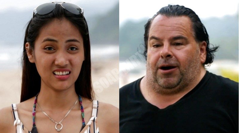90 Day Fiance: Rose Marie Vega - Ed Brown