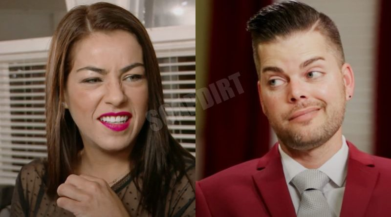 90 Day Fiance: Tim Malcolm - Veronica Rodriguez
