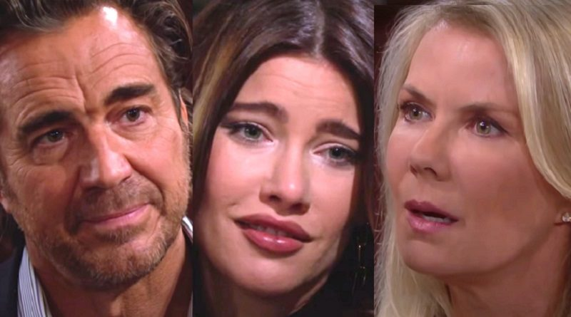 Bold and the Beautiful: Ridge Forrester - Thorsten Kaye - Steffy Forrester - Jacqueline MacInnes Wood - Brooke Logan - Katherine Kelly Lang