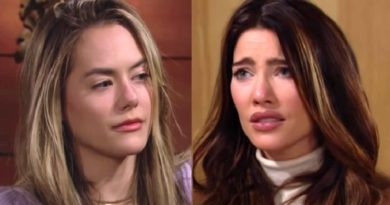 Bold and the Beautiful Spoilers: Steffy Forrester (Jacqueline MacInnes Wood) -Hope Logan (Annika Noelle)