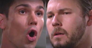 Bold and the Beautiful Spoilers: John Finn Fnnegan (Tanner Novlan) - Liam Spencer (Scott Clifton)