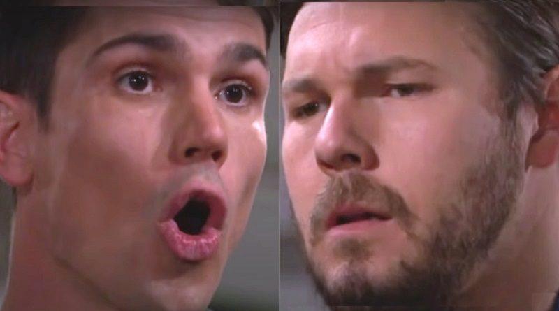 John Finn Fnnegan (Tanner Novlan) - Liam Spencer (Scott Clifton)
