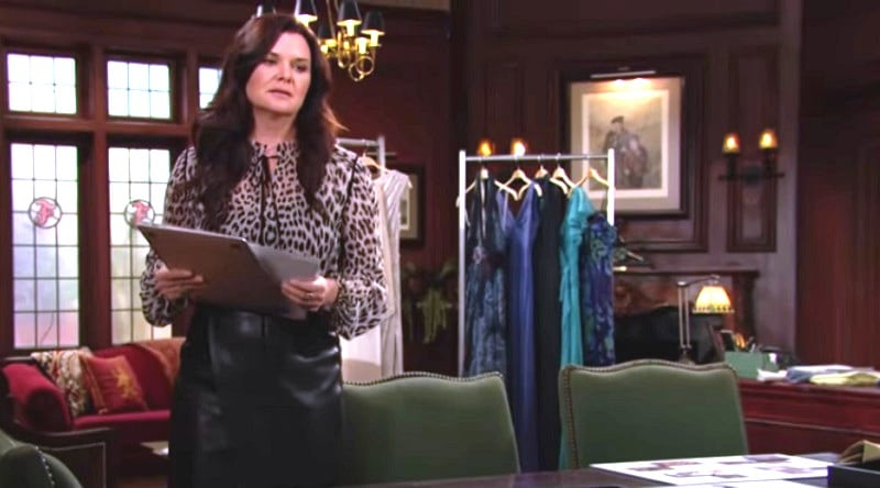 Bold and the Beautiful Spoilers: Katie Logan (Heather Tom)