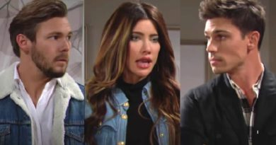 Bold and the Beautiful Spoilers: Liam Spencer (Scott Clifton) - Steffy Forrester ( Jacqueline MacInnes Wood) - Finn (Tanner Novlan)