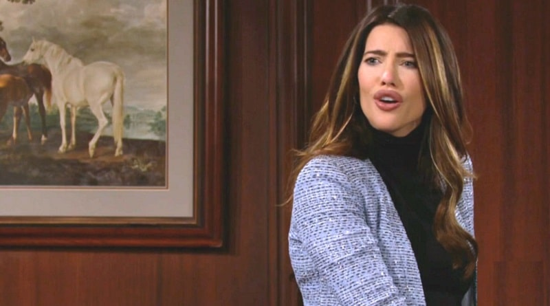Bold and the Beautiful Spoilers: Steffy Forrester ( Jacqueline MacInnes Wood)