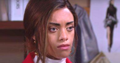 Bold and the Beautiful: Zoe Buckingham - Kiara Barnes