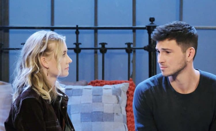 Days of Our Lives Spoilers: Ben Weston (Robert Scott Wilson) - Claire Brady (Isabel Durant)