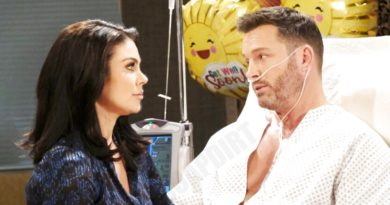 Days of our Lives Spoilers: Chloe Lane (Nadia Bjorlin) - Brady Black (Eric Martsolf)