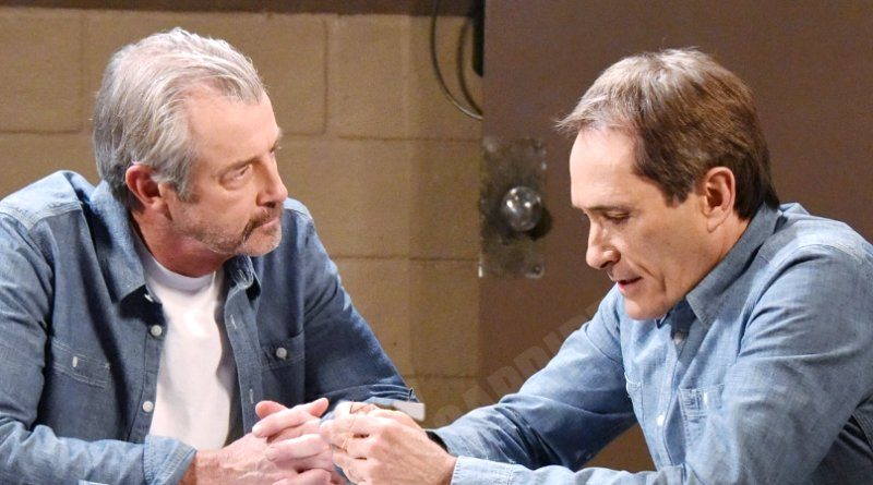 Days of our Lives Spoilers: Clyde Weston (James Read) - Orpheus (George DelHoyo)