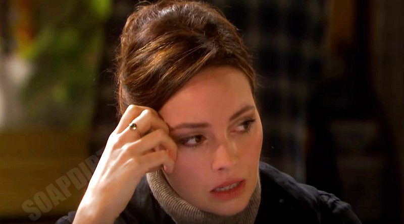 Days of our Lives Spoilers: Gwen Rizczech (Emily OBrien)