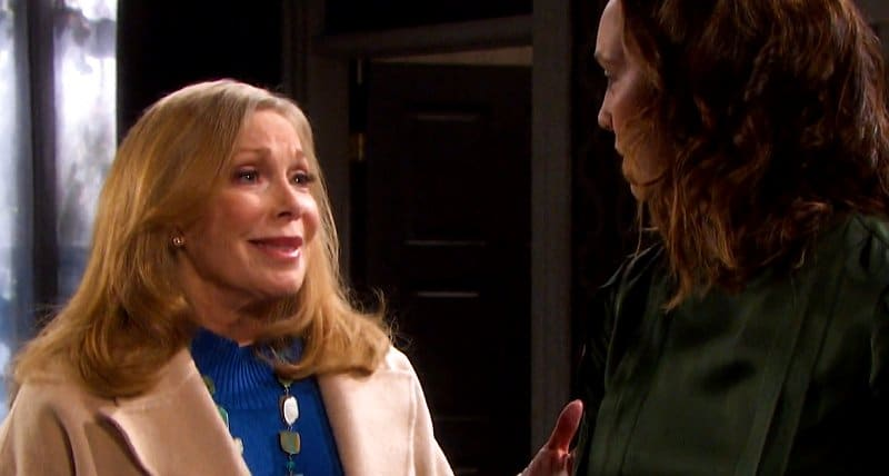 Days of our Lives Spoilers: Laura Horton (Jaime Lyn Bauer) - Gwen Rizczech (Emily OBrien)