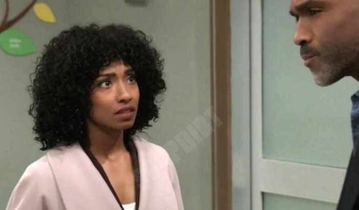 General Hospital Comings And Goings: Curtis Ashford (Donnell Turner) - Jordan Ashford (Tiffany Daniels)