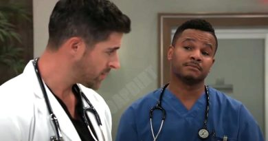 General Hospital Comings And Goings: Lucas Jones (Matt Trudeau) - Felix Dubois (Marc Anthony Samuel)