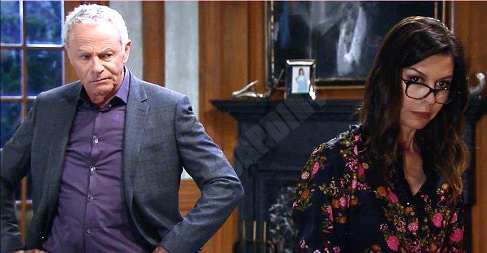 General Hospital Spoilers: Anna Devane (Finola Hughes) - Robert Scorpio (Tristan Rogers)