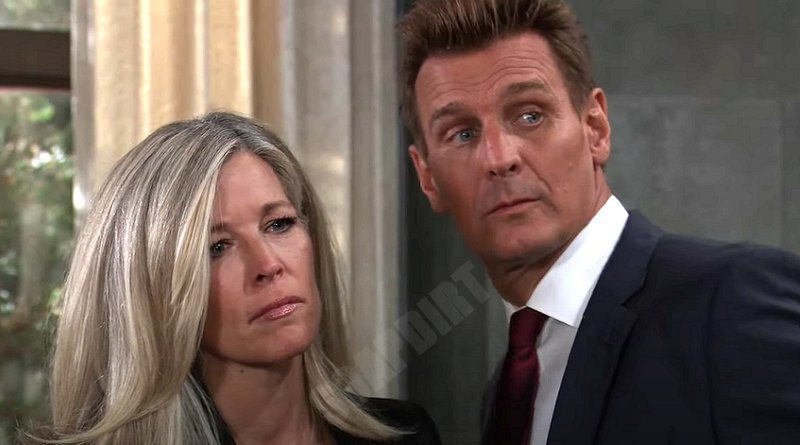 General Hospital Spoilers: Carly Corinthos (Laura Wright) - Jasper Jacks (Ingo Rademacher)