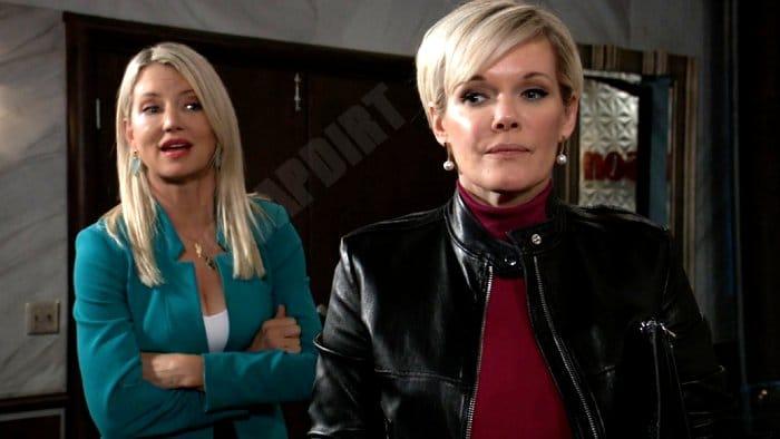 General Hospital Spoilers: Nina Reeves (Cynthia Watros) - Ava Jerome (Maura West)