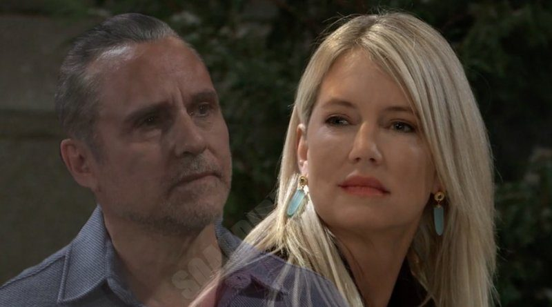General Hospital Spoilers: Nina Reeves (Cynthia Watros) - Sonny Corinthos (Maurice Benard)