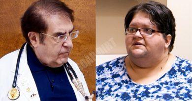 My 600-lb Life: Dr. Nowzaradan - Krystal Hall