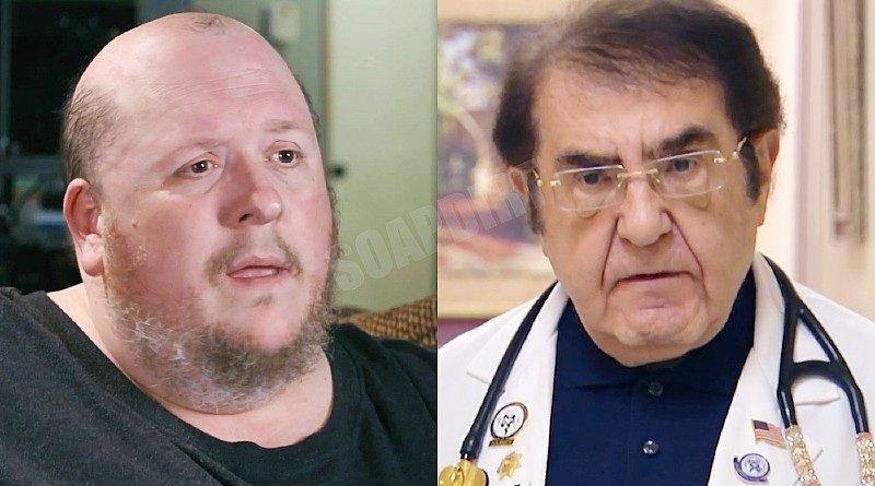 My 600-lb Life: Dr. Nowzaradan - Michael Blair