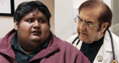 My 600-lb Life: Dr. Younan Nowzaradan - Isaac Martinez