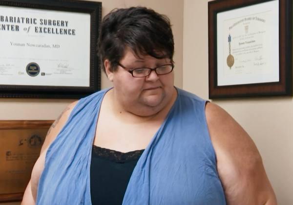 My 600-lb Life: Krystal Hall
