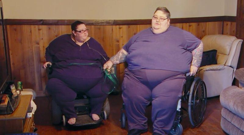 My 600-lb Life: Rena Kriser - Lee Sutton