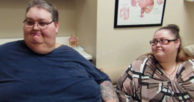 My 600-lb Life: Rena Kriser - Lee Sutton