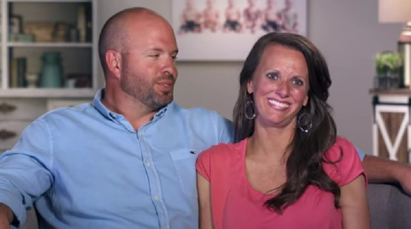 Sweet Home Sextuplets: Courtney Waldrop - Eric Waldrop