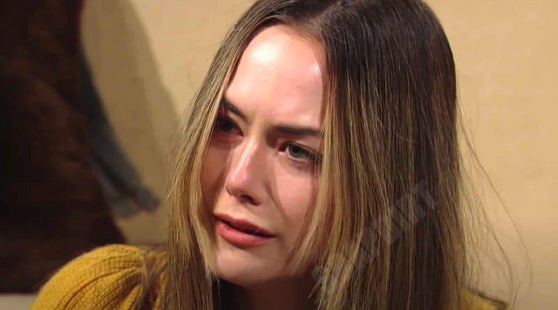 Bold and the Beautiful: Hope Logan (Annika Noelle)