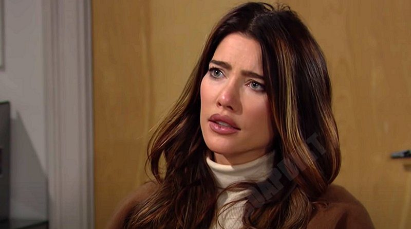 The Bold And The Beautiful: Steffy Forrester (Jacqueline MacInnes Wood)