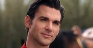 When Calls The Heart: Nathan Grant - Kevin McGarry
