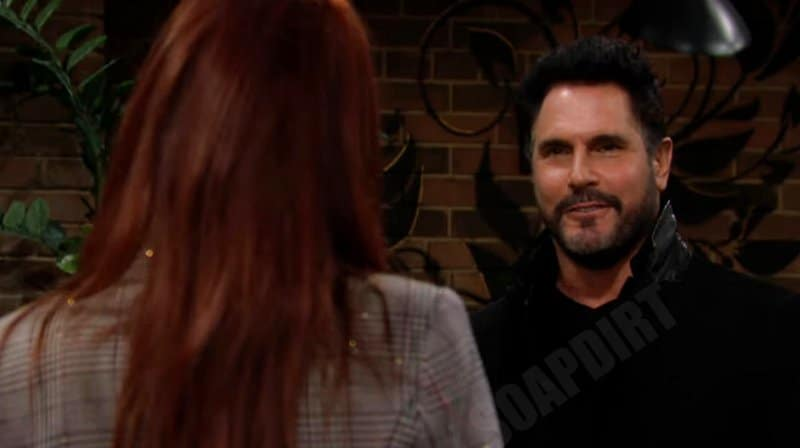 Young and the Restless Comings Goings: Bill Spencer (Don Diamont) - Sally Spectra (Courtney Hope)