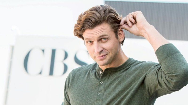Young and the Restless Comings & Goings: Chance Chancellor (Donny Boaz)