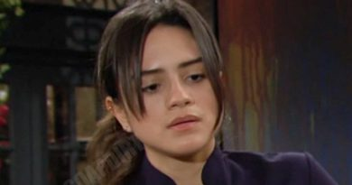 Young and the Restless Comings Goings: Lola Rosales (Sasha Calle)