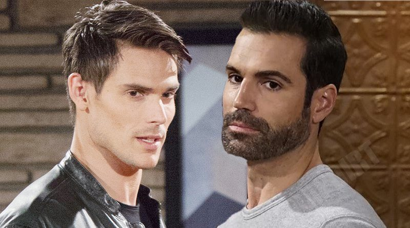 Young and the Restless Spoilers: Adam Newman (Mark Grossman) - Rey Rosales (Jordi Vilasuso)